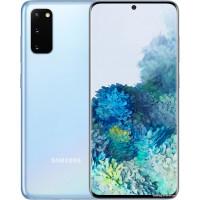 Смартфон Samsung Galaxy S20 SM-G980F/DS 8GB/128GB Exynos 990 (голубой)