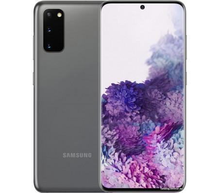 Смартфон Samsung Galaxy S20 SM-G980F/DS 8GB/128GB Exynos 990 (серый)