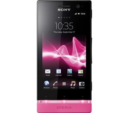 Смартфон Sony Xperia U ST25i