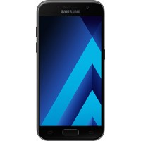 Смартфон Samsung Galaxy A3 (2017) SM-A320F/DS ЧЕРНЫЙ