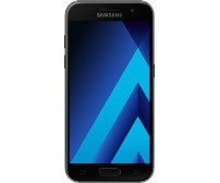 Смартфон Samsung Galaxy A3 (2017) Black [A320F]