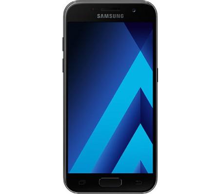 Смартфон Samsung Galaxy A3 (2017) Black [A320F]