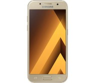 Смартфон Samsung Galaxy A3 (2017) Gold [A320F]