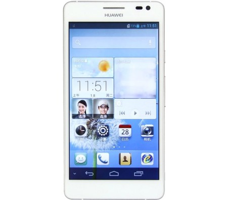 Смартфон Huawei Ascend D2