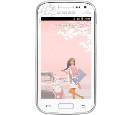 Смартфон Samsung Galaxy Ace 2 La FLeur (I8160)